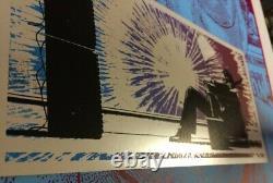 17 Blown Away Guy Maxwell Tapes Handbill Pearl Variant Poster Ltd5 Blunt Graffix
