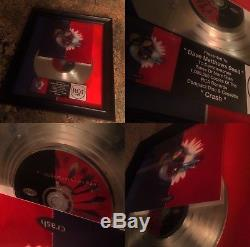 2 VERY RARE! Dave Matthews Platinum Record Album Disc Music Award RIAA GRAMMY