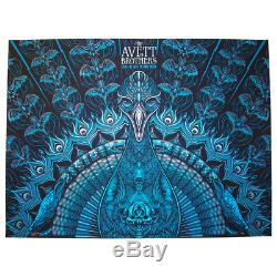 2016 Avett Brothers Austin Texas TX Poster Print Moody Theatre Todd Slater