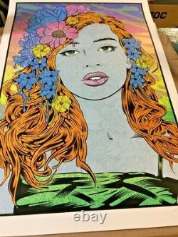 2018 Oracle Muse Designercon Anaheim Art Print Poster #/150 Chuck Sperry S/n