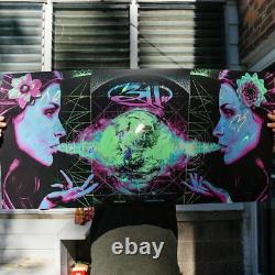 311 7/12/2016 Poster 36x18 Freedom Hill Detroit MI Signed & Numbered #/45 Foil