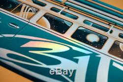 311 Poster 7/23/2018 Grand Theater Reno NV Signed A/P Artist Proof Foil Variant