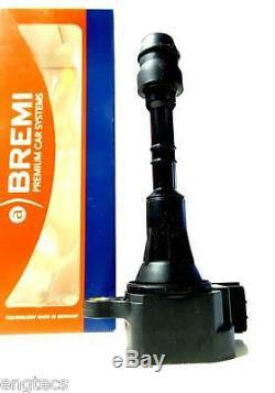 6x BREMI ZÜNDSPULE 3.5 4.0 V6 NISSAN MURANO PATHFINDER RENAULT ESPACE VEL SATIS