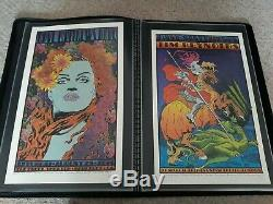 All 5 Chuck Sperry's rare Dave Matthews Band posters including Virginia Beach