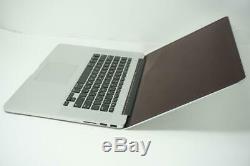 Apple MacBook Pro Core i7 2.3GHz 15in Retina 256GB 8GB RAM 2012 DEFECTIVE DMB114