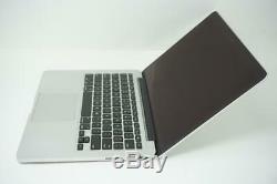 Apple MacBook Pro Retina Core i5 2.4GHz 13 128GB 8GB A1502 DEFECTIVE DMB059