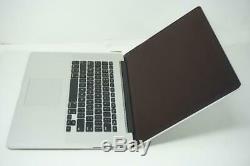 Apple MacBook Pro i7 2.3GHz 15in Retina 256GB 8GB 2012 DEFECTIVE BATT DMB069