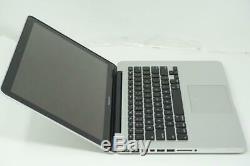 Apple Macbook Pro Core i7 2.9GHz 13 320GB 8GB RAM A1278 2012 BROKEN DMB034