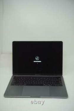 Apple Macbook Pro Touch Bar i5 1.4GHz 13 256GB 8GB A2159 ID LOCKED AS-IS DMB185