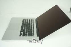 BROKEN Apple Macbook Pro Core i7 2.3GHz 15in 256GB A1398 2012 16GB RAM DMB027
