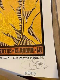 Chuck Sperry Dave Matthews Band DMB Alpine Valley 2016 Show Print