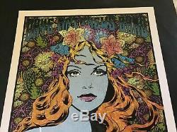 Chuck Sperry's first Dave Matthews Band poster Virginia Beach 2015 MINT