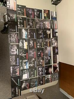 DAVE MATTHEWS BAND LIVETRAX 1-49 Album Lot COMPLETE Cd SET DMB BLU RAY DVD