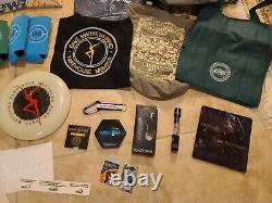 DAVE MATTHEWS BAND MEGA Lot Over 75 Warehouse Tour Items Rare Vintage Most New