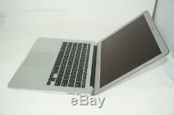 DEFECTIVE Apple MacBook Air Core i5 1.6GHz 13 128GB 4GB RAM A1466 2015 DMB005