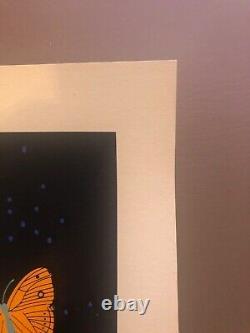 DMB Dave Matthews Band Poster Atlanta, GA 5/25/2018 Signed And Numbered