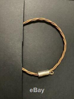 DMB Dave Matthews Used Guitar Strings Bracelet