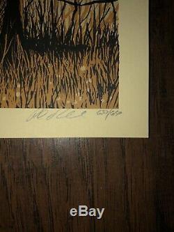 Dave Matthews Band 6/19/19 Bethel Woods, NY Poster