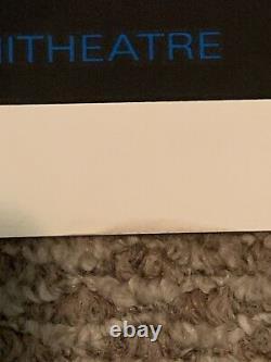 Dave Matthews Band 9/1/2012 Gorge Amphitheatre Poster 866/1350 RARE Methane