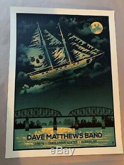 Dave Matthews Band Albany 12/5/18