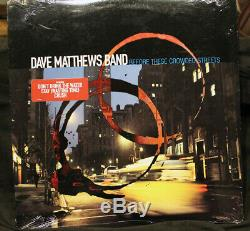Dave Matthews Band-Before These Crowded Streets-SEALED LP-RCA 67660-Vintage'98