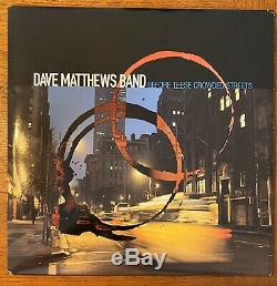 Dave Matthews Band- Before These Crowded Streets Vinyl LP NM