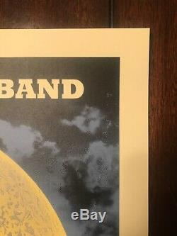 Dave Matthews Band Brandon, MS 2018 Show Poster Methane Studios 469/525