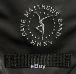 Dave Matthews Band DMB Firedancer Black/Red Timbuk2 Parkside 25L Backpack NEW
