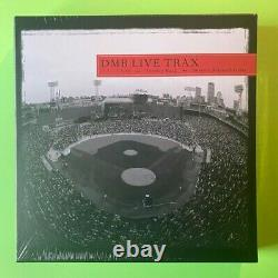 Dave Matthews Band DMB Live Trax 6 Fenway Park Boston Vinyl Records LP Box Set