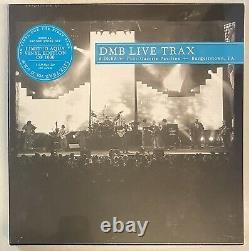Dave Matthews Band DMB Live Trax Post Gazette Limited Vinyl Record Box Set