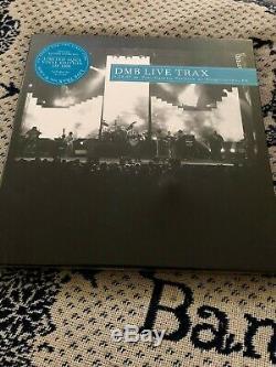Dave Matthews Band DMB Live Trax Vol 35 Aqua color 5 LP Vinyl Set RSD NewithSealed