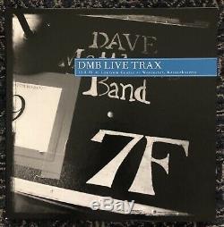 Dave Matthews Band DMB Live Trax Volume 1, 2, 3, 4, 5 Black Vinyl