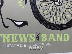 Dave Matthews Band Gorge 9/5/2010 George, WA Methane Poster #1009/1200