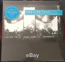 Dave Matthews Band Live Trax 35 Aqua Vinyl RSD Record Store Day Burgettstown PA