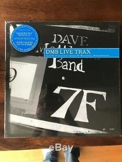 Dave Matthews Band Live Trax Vinyl Record Store Day Volume 1, 2, 3, 4, 5