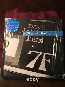 Dave Matthews Band Live Trax Vol 1 Blue Vinyl RSD release