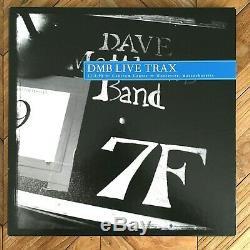 Dave Matthews Band Live Trax Vol 1 Vinyl DMB Rare Vault