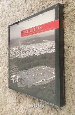 Dave Matthews Band Live Trax Vol. 2 Vinyl! Dave Matthews Band Vinyl