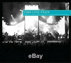 Dave Matthews Band Live Trax Vol 35 Post-Gazette Pavilion Aqua Colored Vinyl RSD