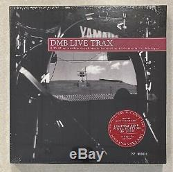 Dave Matthews Band Live Trax Vol. 5 Sealed Limited Pink Vinyl LP Box Set No. 31