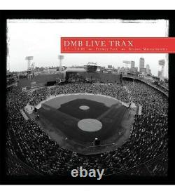 Dave Matthews Band Live Trax Vol 6 8LP Limited Red Vinyl Numbered Fenway Park