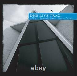 Dave Matthews Band Live Trax Vol. 7 Vinyl Hampton Coliseum 5LP Vinyl Box Set