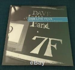Dave Matthews Band Live Trax Volume 1 BLACK VINYL Worcester Mass Rare Sealed RSD