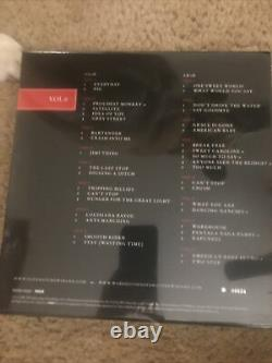 Dave Matthews Band Live Trax Volume 6 Fenway Park Red Vinyl Boston MA #1081 8LP