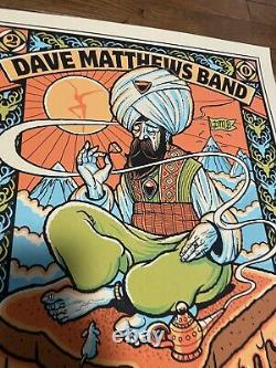 Dave Matthews Band N1 Poster Alpine Valley 7/5/19 Methane #ed SOLD OUT Methane