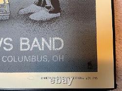 Dave Matthews Band Poster 7/8/16 Columbus (Nationwide Arena)