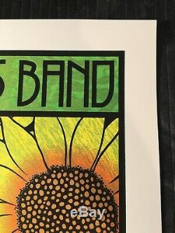 Dave Matthews Band Poster 8.31.19 GORGE Chuck Sperry