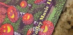 Dave Matthews Band Poster Alpine Valley Elkhorn WI 7/6/19 James Flames 159/1100