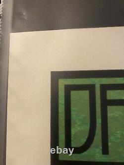 Dave Matthews Band Poster Gorge N2 2019 Chuck Sperry SE #/1700 Mint ArtistSigned