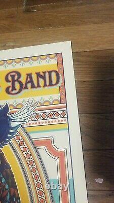 Dave Matthews Band Poster Gorge weekend 2019 Bioworkz Kwok Mint #/1300 Rhino